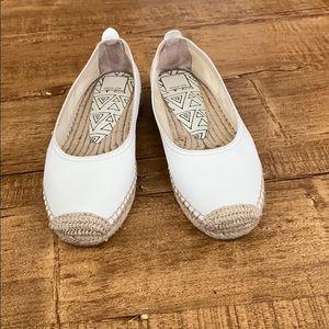 Dolce Vita Taya Leather Espadrilles Shoes